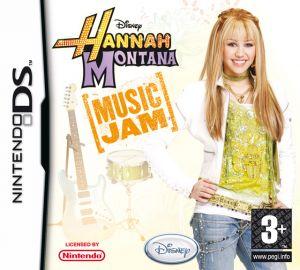 Hannah Montana: Music Jam for Nintendo DS