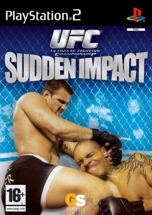 UFC: Sudden Impact for PlayStation 2