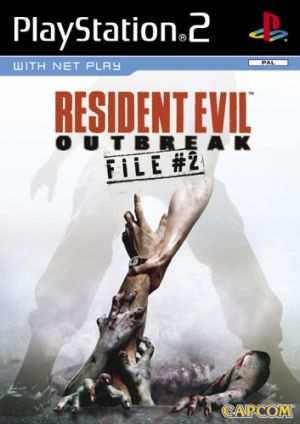 Resident Evil Outbreak File #2 for PlayStation 2