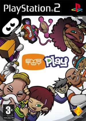 EyeToy: Play for PlayStation 2