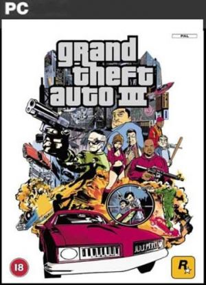 Grand Theft Auto III for Windows PC