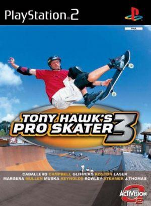 Tony Hawk's Pro Skater 3 for PlayStation 2