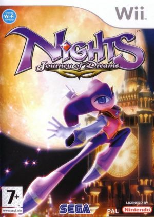 NiGHTS: Journey of Dreams for Wii