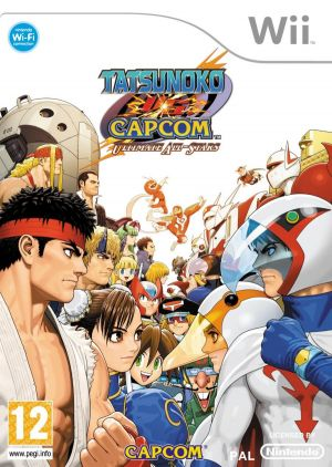 Tatsunoko vs. Capcom: Ultimate All-Stars for Wii