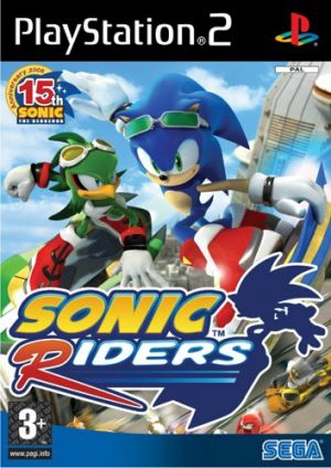 Sonic Riders for PlayStation 2