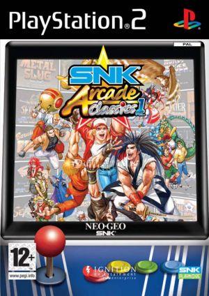 SNK Arcade Classics Vol. 1 for PlayStation 2