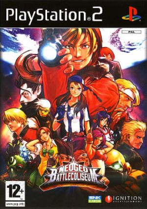 NeoGeo Battle Coliseum for PlayStation 2