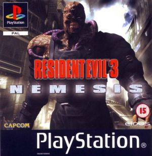 Resident Evil 3: Nemesis for PlayStation