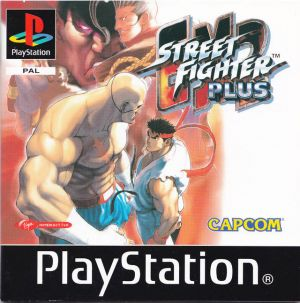Street Fighter EX2 Plus for PlayStation
