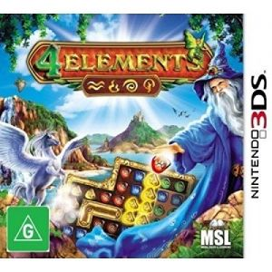 4 Elements for Nintendo 3DS