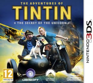 Adventures Of Tintin: Secret Of The for Nintendo 3DS