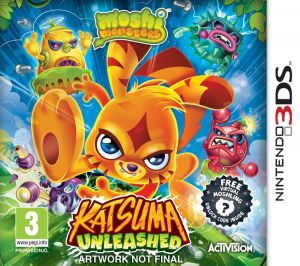 Moshi Monsters: Katsuma Unleashed for Nintendo 3DS