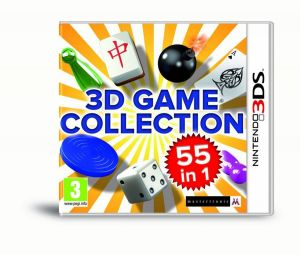 3D Game Collection - 55-in-1 for Nintendo 3DS