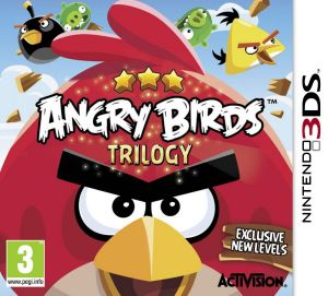 Angry Birds Trilogy for Nintendo 3DS