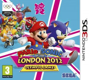 Mario & Sonic At The London 2012 Olympic for Nintendo 3DS