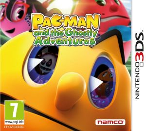 Pac-Man & The Ghostly Adventures HD for Nintendo 3DS