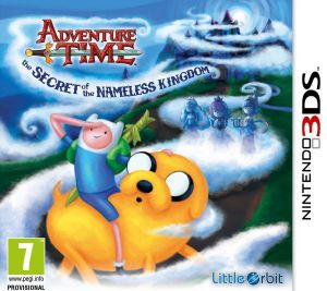 Adventure Time: The Secret of the Nameless Kingdom for Nintendo 3DS