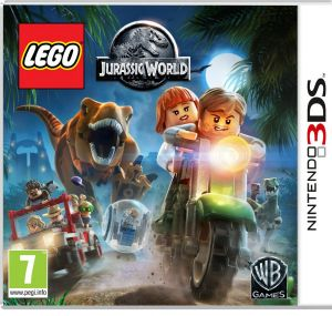 LEGO Jurassic World (No Figure) for Nintendo 3DS