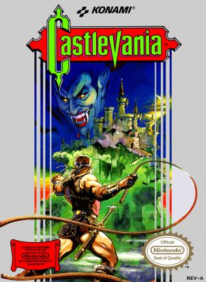 Castlevania for NES