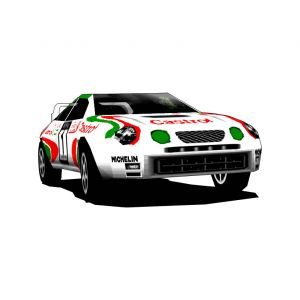 Over Jump! Sega Rally drifts our way