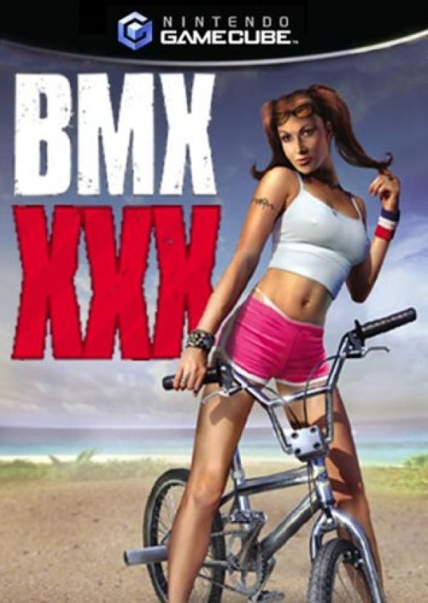 Bmx xxx for gamecube
